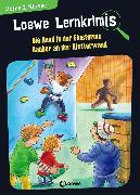 Cover-Bild zu Neubauer, Annette: Loewe Lernkrimis - Die Hand in der Finsternis / Räuber an der Kletterwand (eBook)