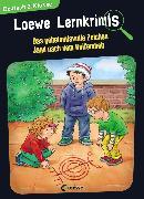 Cover-Bild zu Neubauer, Annette: Loewe Lernkrimis - Das geheimnisvolle Zeichen / Jagd nach dem Reifendieb (eBook)