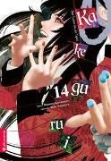Cover-Bild zu Kawamoto, Homura: Kakegurui - Das Leben ist ein Spiel 14