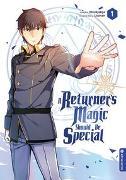 Cover-Bild zu Usonan: A Returner's Magic should be special 01