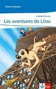 Cover-Bild zu Darras, Isabelle: Les aventures de Lilou. Abgestimmt auf Tous ensemble