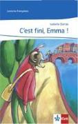 Cover-Bild zu Darras, Isabelle: C'est fini, Emma!