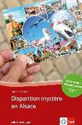 Cover-Bild zu Darras, Isabelle: Disparition mystère en Alsace