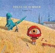 Cover-Bild zu Rules of Summer von Tan, Shaun