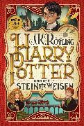 Cover-Bild zu Rowling, J.K.: Harry Potter und der Stein der Weisen (Harry Potter 1)