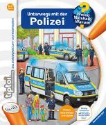 Cover-Bild zu Küntzel, Karolin: tiptoi® Unterwegs mit der Polizei
