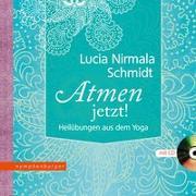 Cover-Bild zu Schmidt, Lucia Nirmala: Atmen - jetzt!