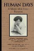 Cover-Bild zu Maclane, Mary: Human Days: A Mary MacLane Reader