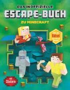 Cover-Bild zu Bieber, Oliver: Das inoffizielle Escape-Buch zu Minecraft