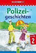 Cover-Bild zu Breitenborn, Anke: Polizeigeschichten (eBook)