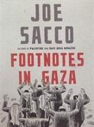 Cover-Bild zu Sacco, Joe: Footnotes in Gaza