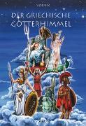 Cover-Bild zu Voenix: Der griechische Götterhimmel