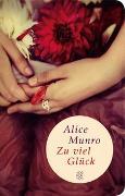 Cover-Bild zu Zu viel Glück von Munro, Alice