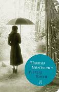 Cover-Bild zu Vierzig Rosen von Hürlimann, Thomas