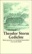 Cover-Bild zu Storm, Theodor: Gedichte