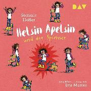 Cover-Bild zu Höfler, Stefanie: Helsin Apelsin und der Spinner (Audio Download)