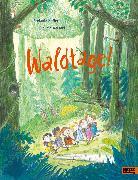 Cover-Bild zu Höfler, Stefanie: Waldtage!