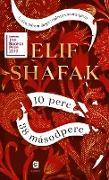 Cover-Bild zu Shafak, Elif: 10 perc 38 másodperc (eBook)