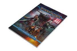 Cover-Bild zu Augunas, Alexander: Starfinder Grundregelwerk - Taschenbuch
