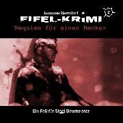 Cover-Bild zu Berndorf, Jacques: Jacques Berndorf, Eifel-Krimi, Folge 2: Requiem für einen Henker (Audio Download)