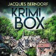 Cover-Bild zu Berndorf, Jacques: Jacques Berndorf Krimi-Box (Audio Download)