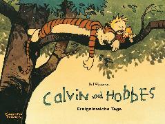 Cover-Bild zu Watterson, Bill: Calvin und Hobbes, Band 8