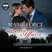 Cover-Bild zu Force, Marie: State of Affairs - First Family, Book 1 (Unabridged) (Audio Download)