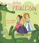 Cover-Bild zu Poznanski, Ursula: Die allerbeste Prinzessin