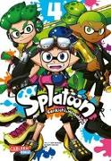 Cover-Bild zu Hinodeya, Sankichi: Splatoon 4