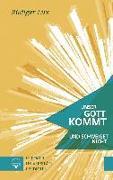 Cover-Bild zu Lux, Rüdiger: Unser Gott kommt und schweiget nicht
