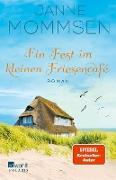 Cover-Bild zu Mommsen, Janne: Ein Fest im kleinen Friesencafé (eBook)