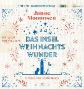 Cover-Bild zu Mommsen, Janne: Das Inselweihnachtswunder