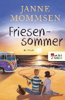 Cover-Bild zu Mommsen, Janne: Friesensommer (eBook)