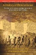 Cover-Bild zu Knauf, Ernst Axel: A History of Biblical Israel