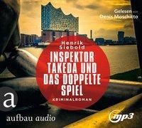 Cover-Bild zu Siebold, Henrik: Inspektor Takeda und das doppelte Spiel