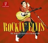 Cover-Bild zu Presley, Elvis (Komponist): Rockin' Elvis