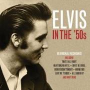Cover-Bild zu Presley, Elvis (Komponist): Elvis In The '50s