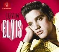 Cover-Bild zu Presley, Elvis (Komponist): Lovin' Elvis