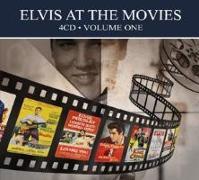 Cover-Bild zu Presley, Elvis (Komponist): Elvis At The Movies,Vol.1