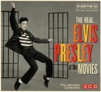 Cover-Bild zu Presley, Elvis (Komponist): The Real...Elvis Presley At the Movies