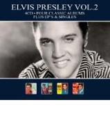 Cover-Bild zu Presley, Elvis (Komponist): Four Classic Albums Plus EP's & Singles Vol.2