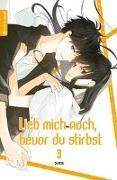 Cover-Bild zu Sora: Lieb mich noch, bevor du stirbst 03