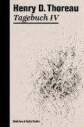 Cover-Bild zu Thoreau, Henry David: Tagebuch IV