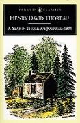 Cover-Bild zu Thoreau, Henry David: A Year in Thoreau's Journal