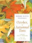 Cover-Bild zu Thoreau, Henry David: October, or Autumnal Tints