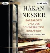 Cover-Bild zu Nesser, Håkan: Barbarotti und der schwermütige Busfahrer