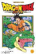 Cover-Bild zu Toriyama, Akira: Dragon Ball Super, Vol. 1