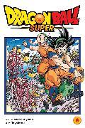 Cover-Bild zu Toriyama, Akira: Dragon Ball Super, Vol. 8