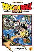 Cover-Bild zu Toriyama, Akira: Dragon Ball Super, Vol. 3