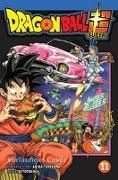 Cover-Bild zu Akira Toriyama (Original Story): Dragon Ball Super 11